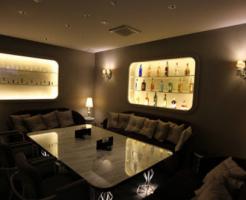 恵比寿ラウンジビゼハウスの店内画像