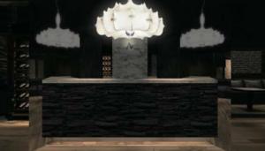西麻布会員制ラウンジ、エープラスAプラスの店内画像