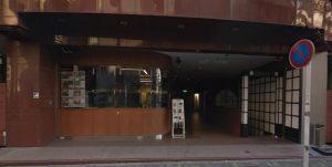 錦糸町のキャバクラ、ビクトリア(victoria)の外観
