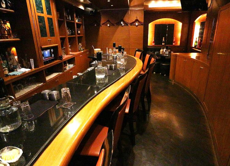 歌舞伎町のクラブ、クラブアップスの店内画像