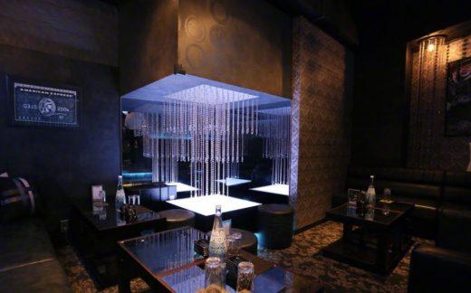 恵比寿のキャバクラ、ラヴィアスの店内画像